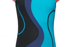 купить детский спортивный купальник для девочки бассейна в новосибирске