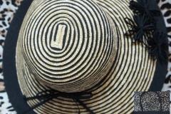 Шляпа из соломки sumka