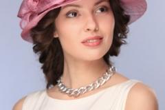 купить красивую летнюю шляпку из соломки