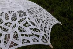 купить летний белый зонт от солнца