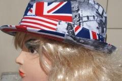 молодёжная шляпа
