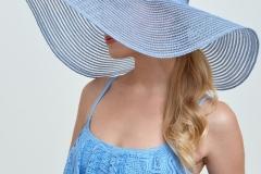 шляпа на пляж