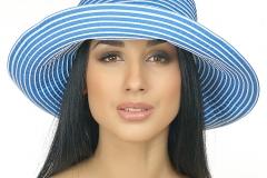 женская летняя шляпка купить