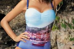 купить слитный польский купальник в новосибе