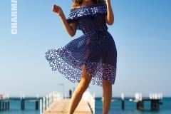 пляжное платье шарманте