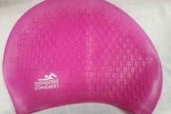 купить шапочку для плавания розовую