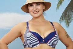 купить купальник в морском стиле 52 размер